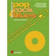 SOUND POP ROCK BLUES (THE) VOL 1 FLUTE A BEC SOPRANO
