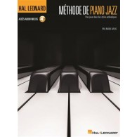 HAL LEONARD METHODE DE PIANO JAZZ