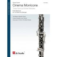 CINEMA MORRICONE CLARINETTES ENSEMBLE
