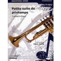 AERTS H. PETITE SUITE DE PRINTEMPS TROMPETTE