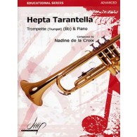 DE LA CROIX N. HEPTA TARANTELLA TROMPETTE