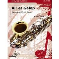 AERTS H. AIR AND GALOP SAXO