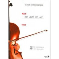 SCHWERTBERGER G. HELLO CELLO VOL 1 VIOLONCELLE