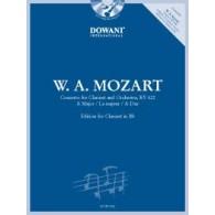 MOZART W.A. CONCERTO KV 622 CLARINETTE