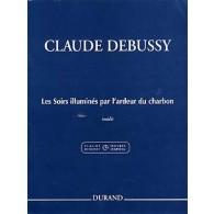 DEBUSSY C. LES SOIRS ILLUMINES PAR L'ARDEUR DU CHARBON PIANO