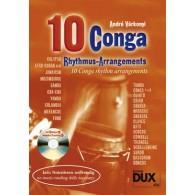 VARKONYI A. BASIC CONGA RHYTHMS