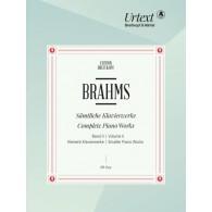 BRAHMS J. COMPLETE PIANO WORKS VOL 2
