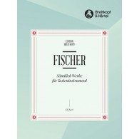 FISCHER J.C.F. OEUVRES COMPLETES PIANO OU ORGUE