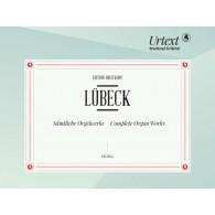 LUBECK V. COMPLETE ORGAN WORKS ORGUE