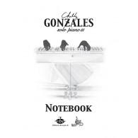 GONZALES NOTEBOOK SOLO PIANO VOL III