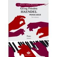 HAENDEL G.F. PASSSACAILLE PIANO