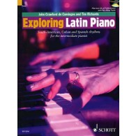 CRAWFORD DE COMINGES J./RICHARDS T. EXPLORING LATIN PIANO