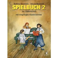 DOEMENS B./MAIWALD U. SPIELBUCH VOL 2 HAUTBOIS