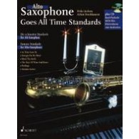 SAXOPHONE GOES ALL TIME STANDARDS