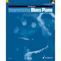 RICHARDS T. IMPROVISING BLUES PIANO
