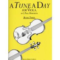 HERFURTH P. A TUNE A DAY BOOK 3 ALTO