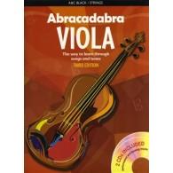 DAVEY P. ABRACADABRA  VOL 1 ALTO AVEC CD