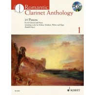 ROMANTIC CLARINET ANTHOLOGY VOL 1