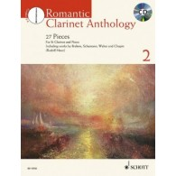 ROMANTIC CLARINET ANTHOLOGY VOL 2