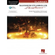 MANNHEIM STEAMROLLER CHRISTMAS CLARINETTE SOLO