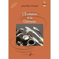 FESSARD J. M. L'EVOLUTION DE LA CLARINETTE