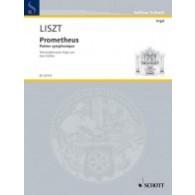 LISZT F. PROMETHEUS ORGUE
