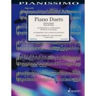 HEUMANN H.G. PIANO DUETS
