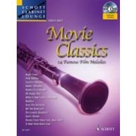 MAUZ R. MOVIE CLASSICS CLARINETTE