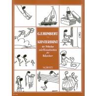 HUMBERT G.F. KUNTERBUNT PIANO
