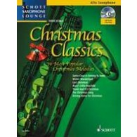 CHRISTMAS CLASSICS SAXO EB