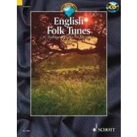 ENGLISH FOLK TUNES ACCORDEON