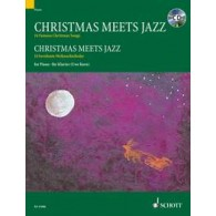 CHRISTMAS MEETS JAZZ PIANO