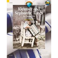 KLEZMER AND SEPHARDIC TUNES ACCORDEON