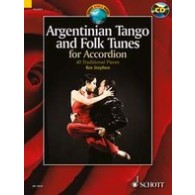 ARGENTINIAN TANGO AND FOLK TUNES FOR ACCORDEON