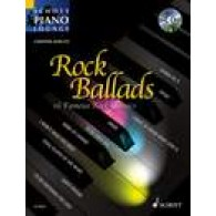 GERLITZ C. ROCK BALLADS VOL 1 PIANO