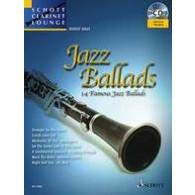 JAZZ BALLADS CLARINETTE