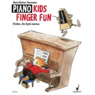 HEUMANN H.G. PIANO KIDS FINGER FUN