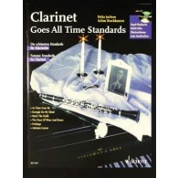 CLARINET GOES ALL TIME STANDARDS