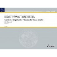 PRAETORIUS M. COMPLETE ORGAN WORKS VOL 2 ORGUE