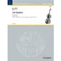 SITT H. 24 STUDIES OPUS 32 VOL 2 ALTO