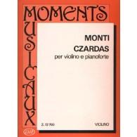 MONTI V. CZARDAS VIOLON