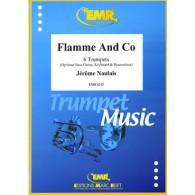 NAULAIS J. FLAMME AND CO TROMPETTES
