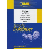 DEBUSSY C. VALSE TROMPETTE