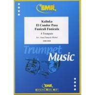 MICHEL J.F. FUNICULI KALINKA TROMPETTES