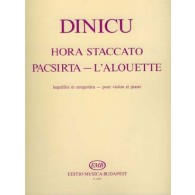 DINICU G. HORA STACCATO - L'ALOUETTE VIOLON
