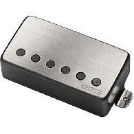 MICRO GUITARE EMG 57-B-BRC CHEVALET BRUSHED CHROME