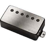 MICRO GUITARE EMG 66-N-BRC MANCHE BRUSHED CHROME