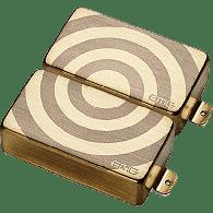 MICRO GUITARE EMG ZW-BULLSEYE-G Kit ZW  BULLSEYE GOLD LIMITED