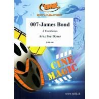 007 JAMES BOND TROMBONES