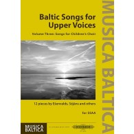 BALTIC SONGS FOR UPPER VOICES